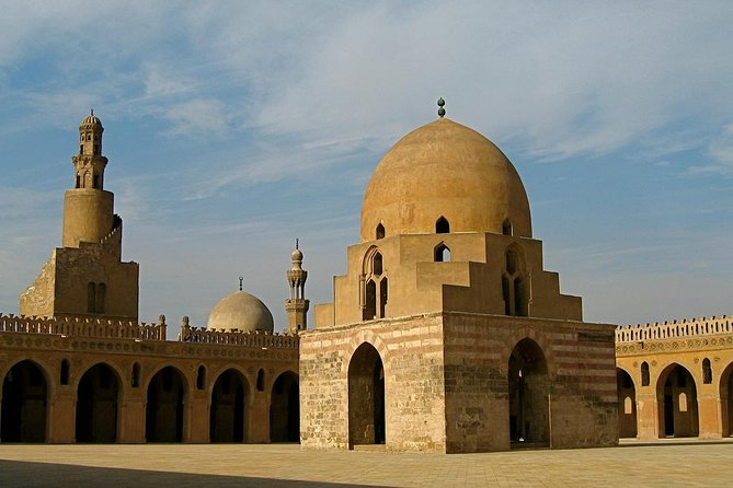 Medieval Cairo tour Ibn Tulun Mosque, Gayer-Anderson Khan El Khalili photo 7