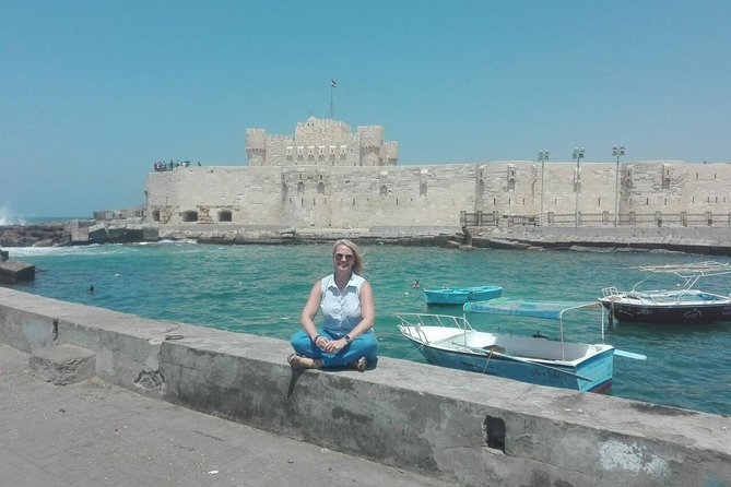 Full-Day Alexandria Private Guided Tour from Cairo with Lunch