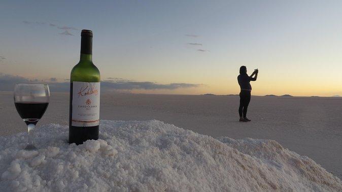 Uyuni Salt Flats-Full Day, de San Pedro de Atacama de Ônibus