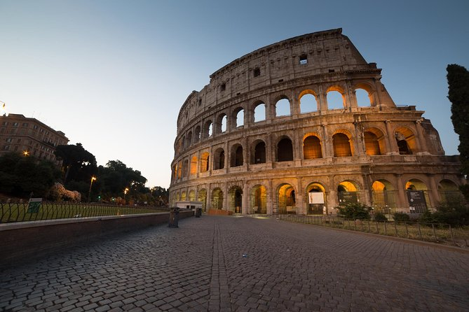 Colosseum Underground By Night - VIP Experiences