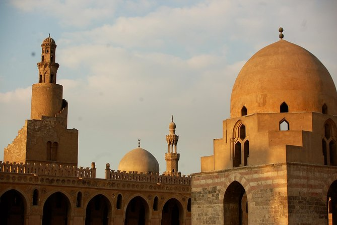 Medieval Cairo tour Ibn Tulun Mosque, Gayer-Anderson Khan El Khalili photo 8