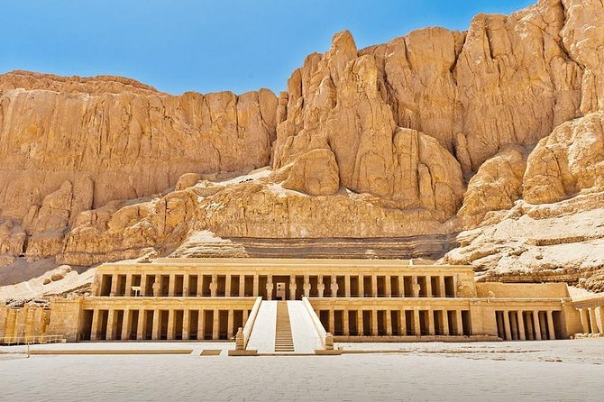 Private Half Day Tour of the West Bank of Luxor with Pickup