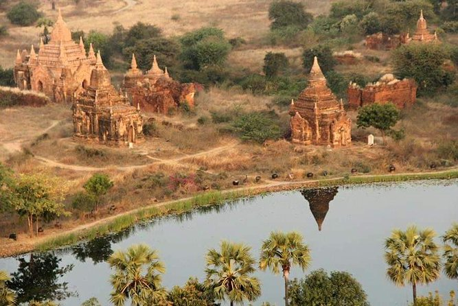 2 days package tour in bagan