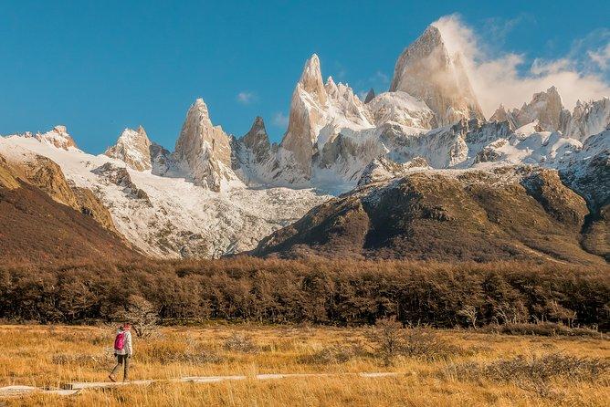 Día completo de senderismo en El Chaltén con almuerzo, El Chalten, ARGENTINA