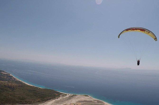 Tandem paragliding Albania (Llogara)