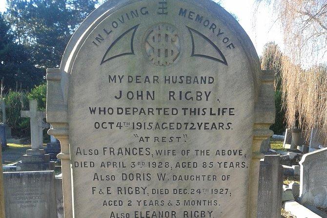 Eleanor Rigbys Grave