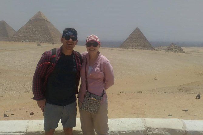 Private Tour to explore Giza Pyramids - Sakkara -Memphis old city photo 2