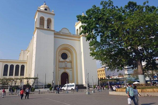 San Salvador Historic Center Tour