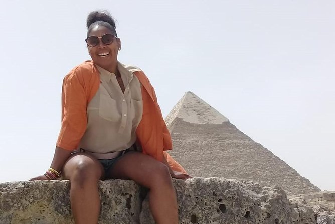 Private Tour: Day Trip to the Giza Pyramids and Sphinx from Cairo/Giza