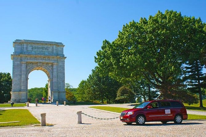 Philadelphia to Valley Forge Park, Private 4 or 6 Hour Tour