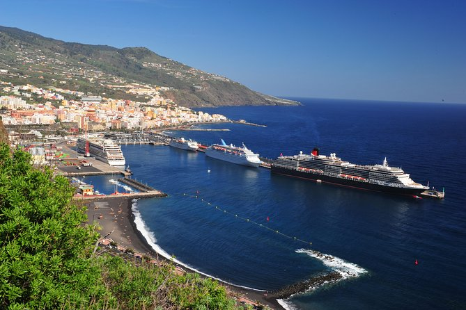 Special Cruise Tour Northeast of La Palma (Price per car, not per person)