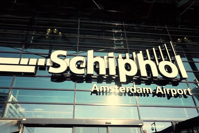 Departure Transfer from The Hague to Schiphol