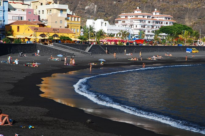 Special cruise tour Center and South La Palma (Price per car not per person)