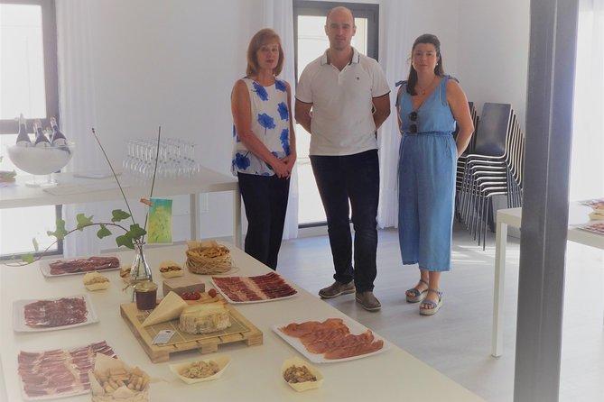 Visit Sobron natural dryers. Enogastronomic experience. Rioja crafts