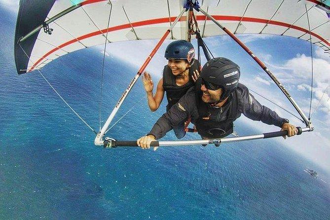 Tandem Hang Gliding - Rio de Janeiro - Hang Gliding Flight