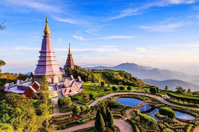 Doi Intanon National Park - Thailand's Highest Peak