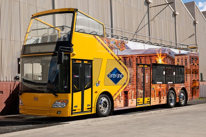 Hobart City Tour by Open Top Bus