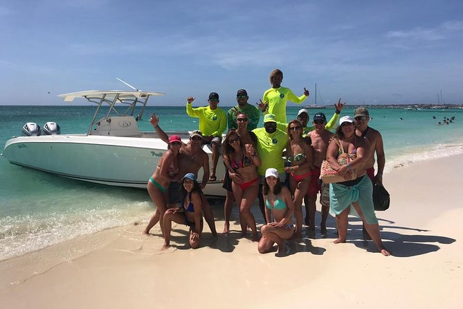 Aruba Private Luxury Boat Tours - Up To 10 People