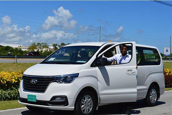 Private Minivan from Punta Cana International Airport to Punta Cana Resorts