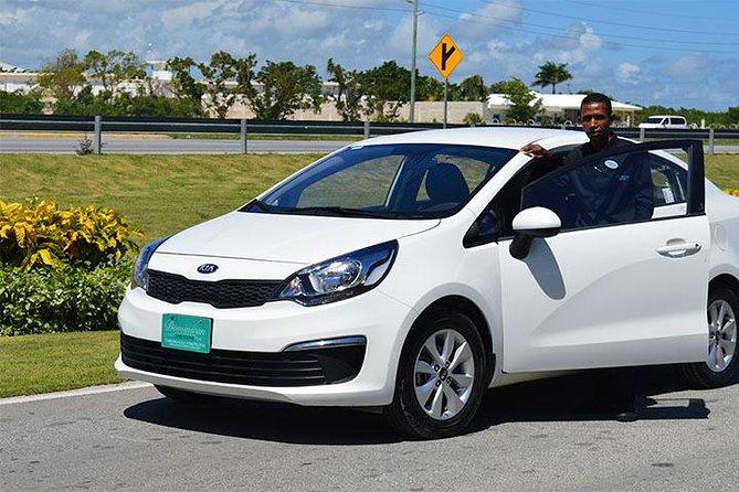 Sedan transfers from Punta Cana International Airport to Casa de campo