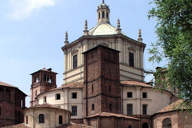 San Lorenzo and Sant'Eustorgio Churches Walking Tour