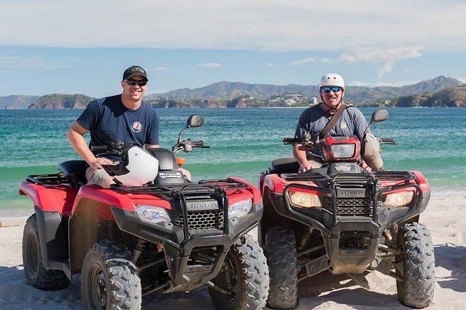 ATV Jungle Beach Tour