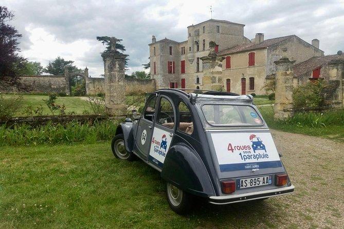 Private Wine Tour in a Citroën 2CV - 4H00 - Pessac Leognan, Bordeaux, FRANCIA