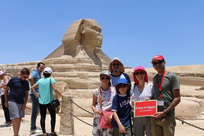 Cairo: Giza Pyramids, Sakkara Pyramids and Memphis - Full Day Tour
