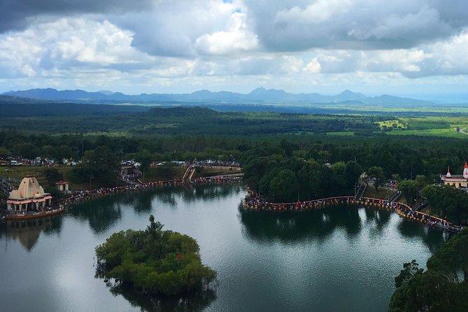 Sacred Lake for Hindus