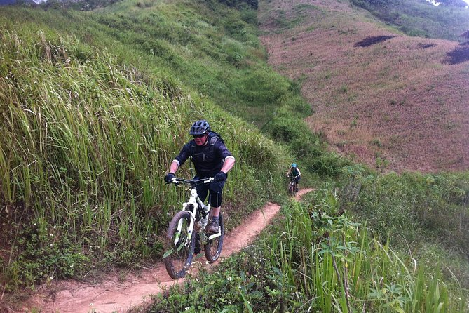 Hanoi - Soc Son mountain bike trails photo 4