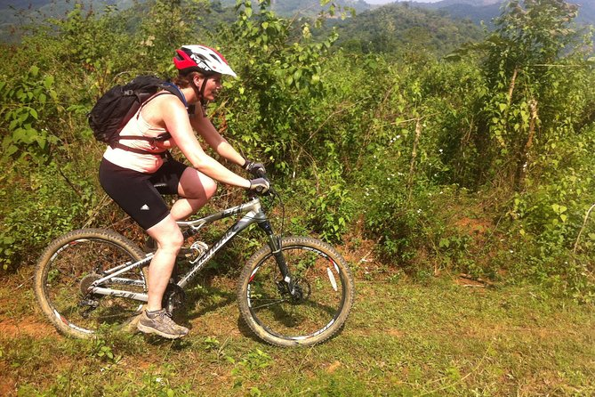 Hanoi - Soc Son mountain bike trails photo 3