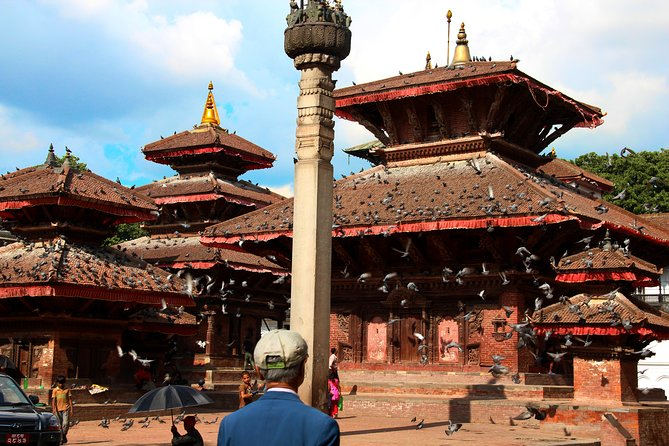 Kathmandu City Day Tour of UNESCO World Heritage Sites with Private Transfer