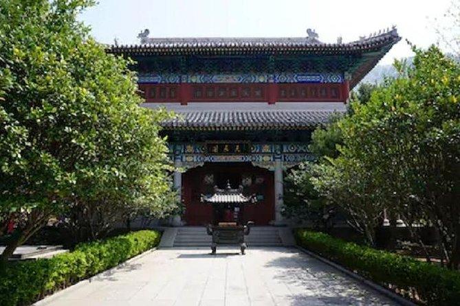 Private Qingdao Day Tour: Qingdao downtown hotel to Laoshan Mountain
