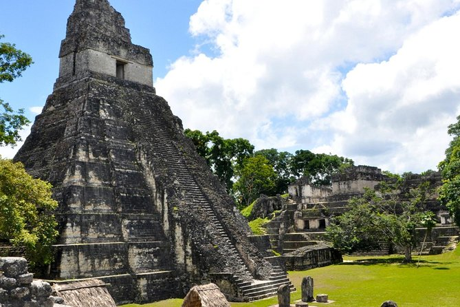 UNESCO JEWELS: Tikal One Day Tour by Air from Antigua Guatemala