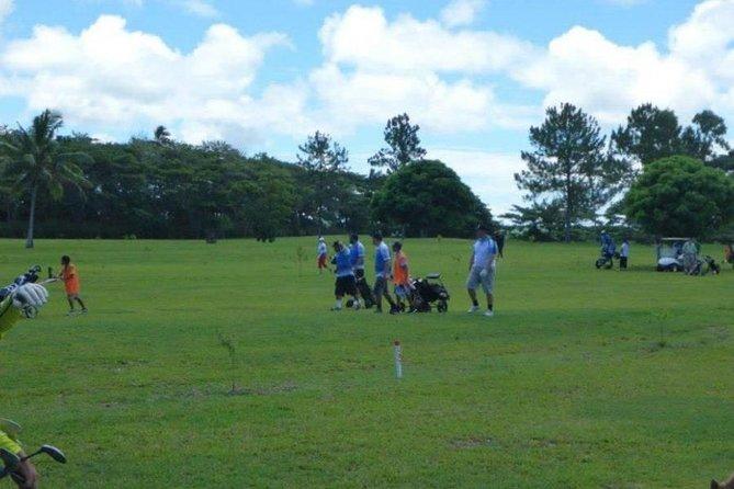 Tongatapu Golf Tour