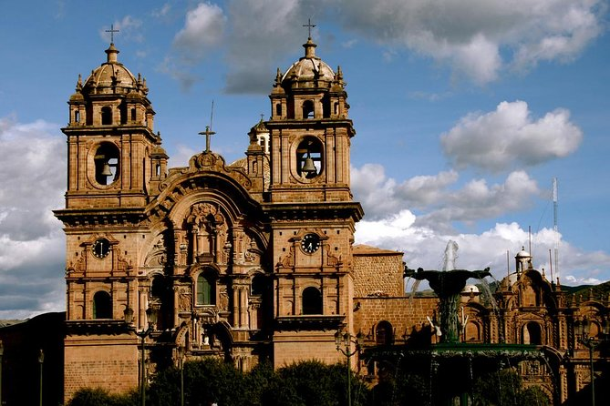 Super Saver: Guided Cusco City Tour With Viewpoints