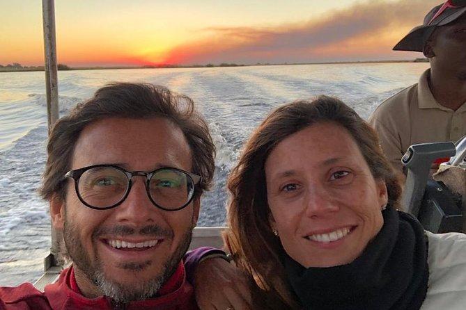 Zambezi Sundowner Cruise