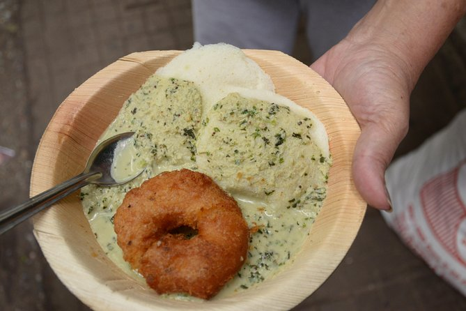 Breakfast walk in Old Bangalore photo 1