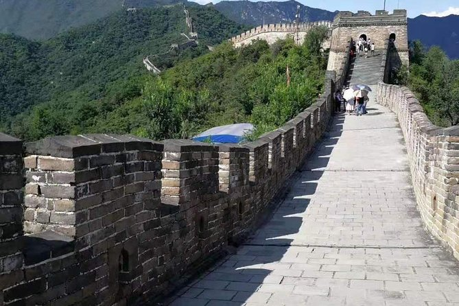 Visit Mutianyu Great Wall&Summer Palace&Olympic Stadium with English Speak Driver