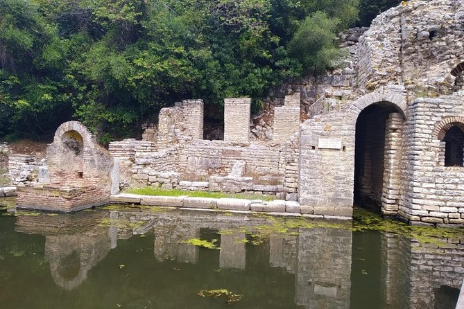 Butrint Day Trip from Sarande