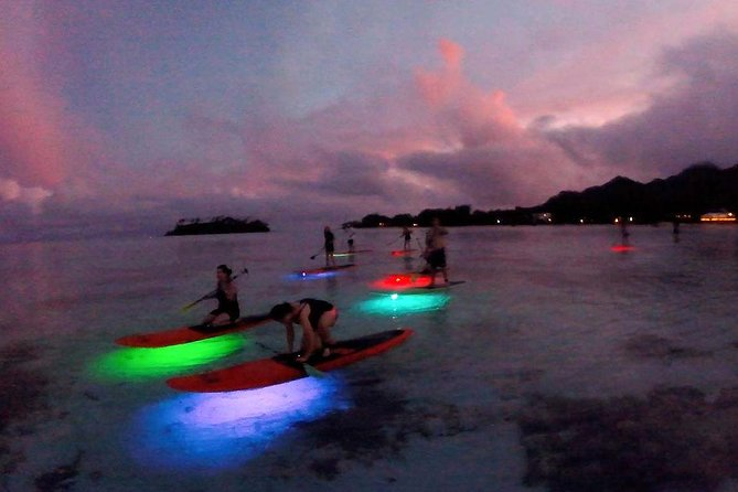 Night Paddle Tour