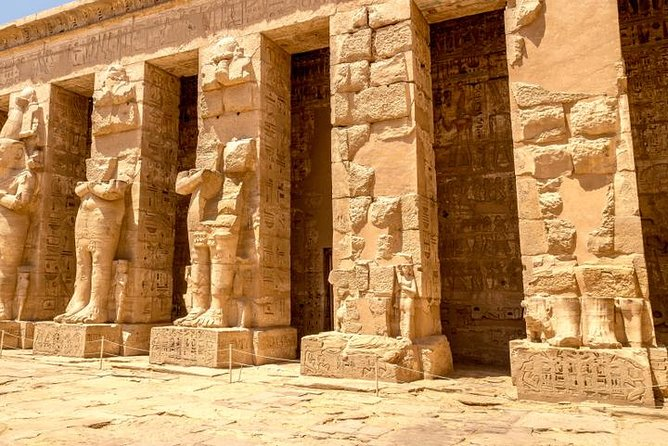 Full Day Tour to Luxor from Cairo By Air plane