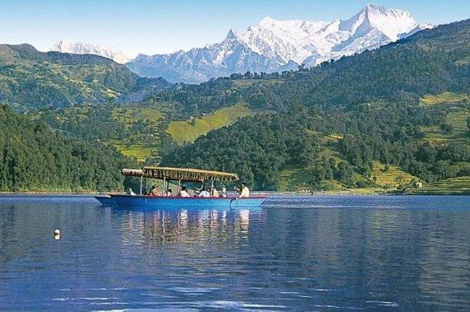 Lakeside-Begnas Lake-Lakeside