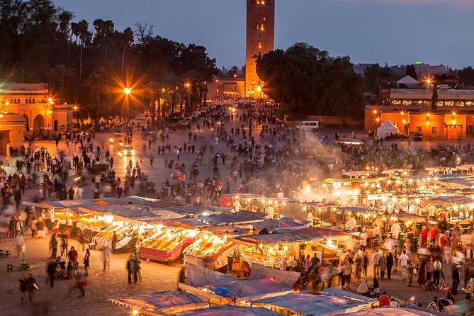 Marrakech to Fez 3 Days 2 Nights Tour