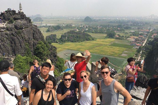 Trang An - Mua Cave full day
