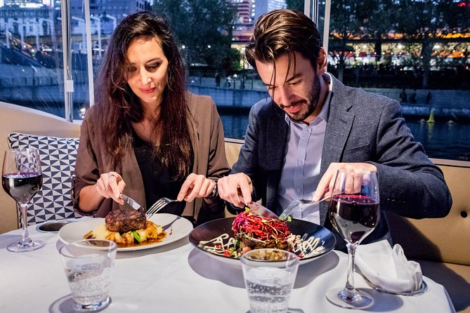 Private Romantic Melbourne Dinner Cruise for 2