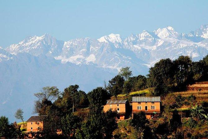 Kathmandu-Nagarkot Tour