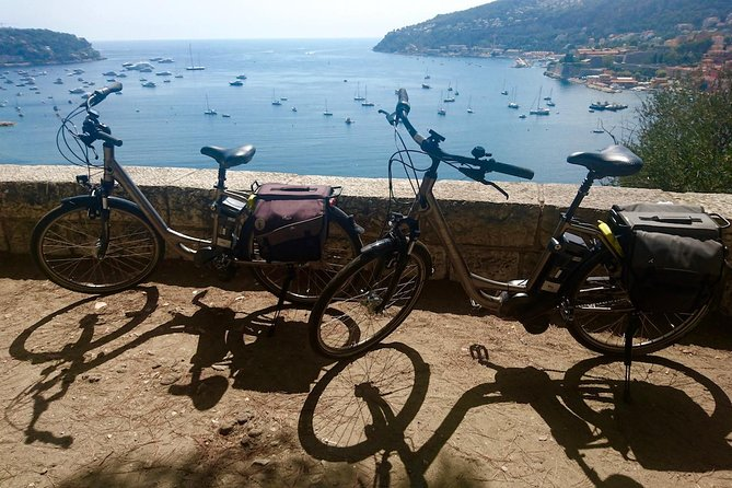 French Riviera Full-Day Electric Bike Tour