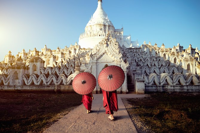 Give a Torch to Historical Mandalay
