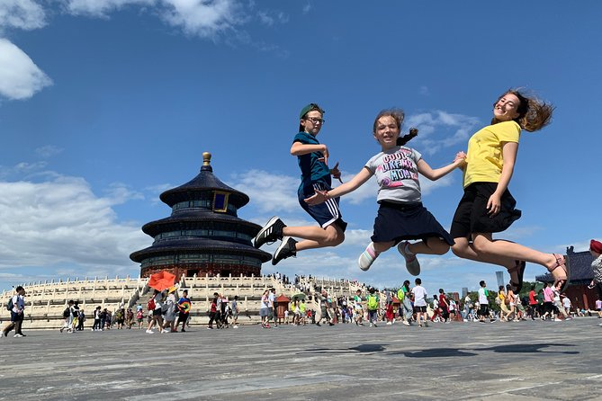 Private city tour to the Tian'anmen Square, Forbidden City and the Temple of Heaven